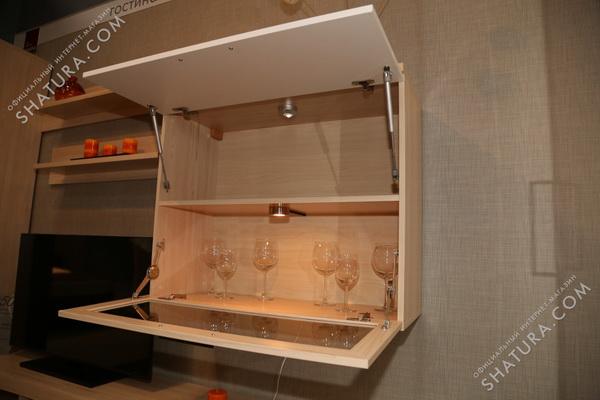 коллекция мебели для гостиной Rimini Ice