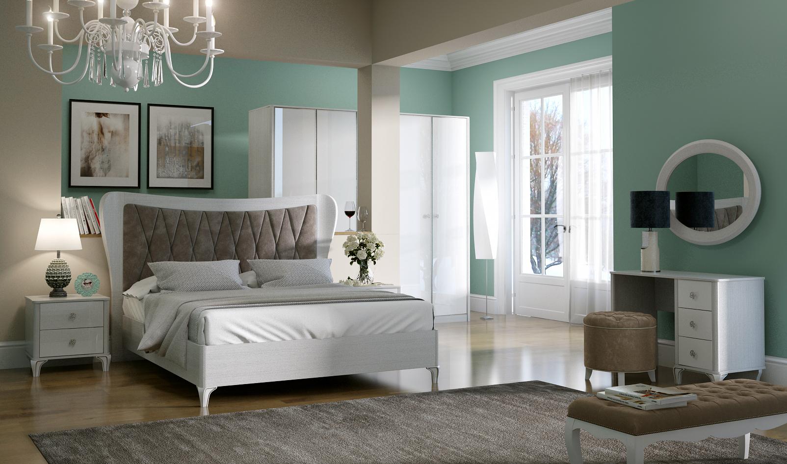 Спальня Opera - купить по цене от 61 900 руб. в интернет-магазине