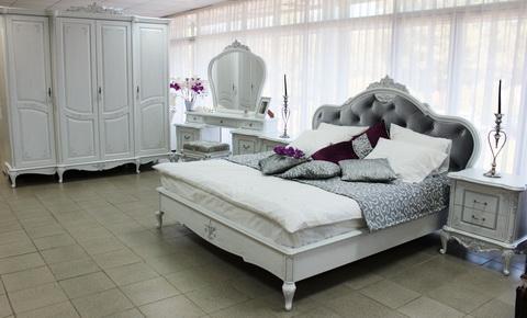 Коллекция мебели для спальни Барокко